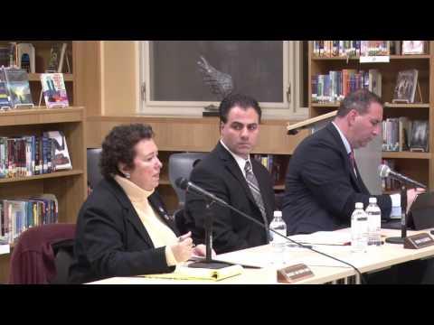 Peabody School Committee: Nov 22nd