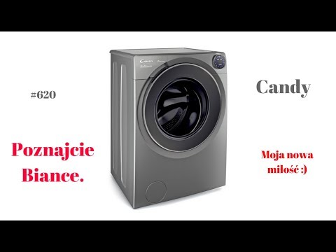 Candy Bianca BWD 596 PH3 Washer Dryer