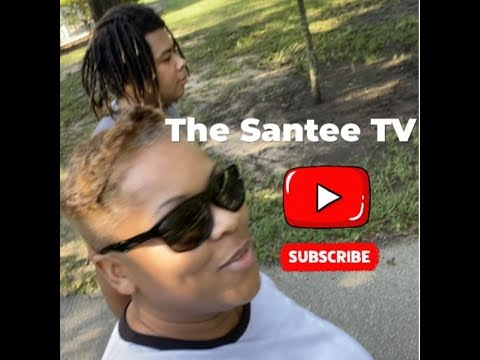 Chilling With The 357 Fam Ep. 5 Featuring Santee TV