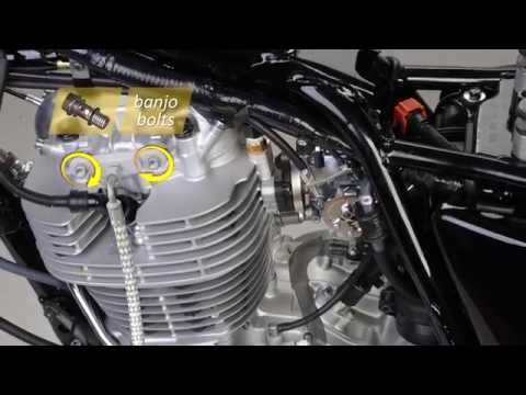 How to install - Twin Feed Oil Line Mounting Instructions by KEDO