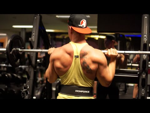 Upper Body Workout For Strength (Power Day)