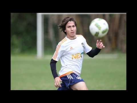 Yann Kineippe - Travel Team - Weston FC 2017