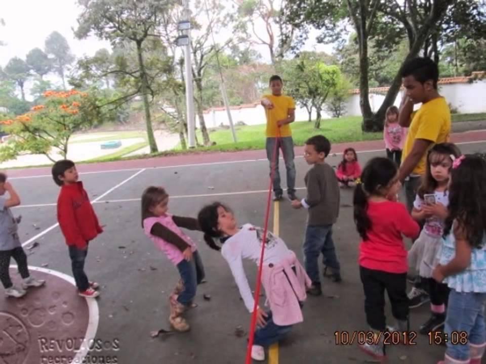 Maraton De Juegos Y Rondas Youtube