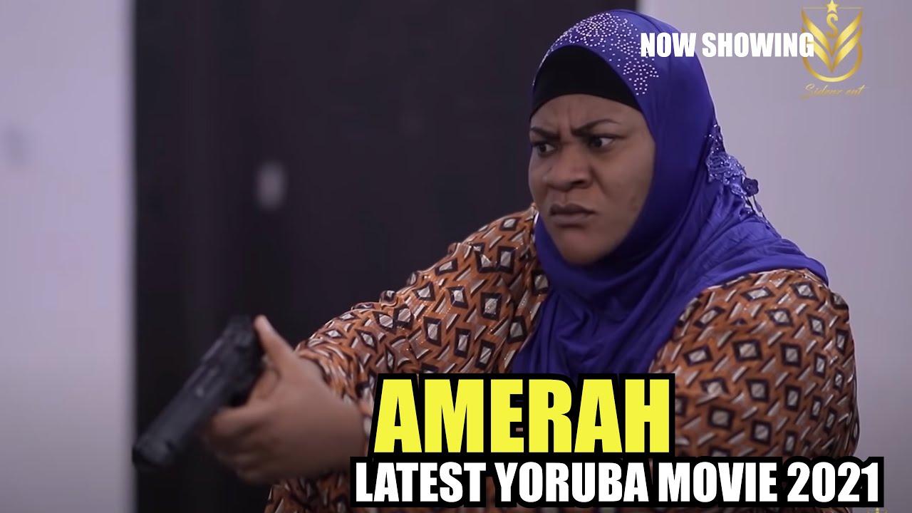 Download NKECHI BLESSING - AMERAH 2021 LATEST NOLLYWOOD YORUBA MOVIE MIDE MARTINS OGOGO SHOTAYO AMEERAH AMIRA