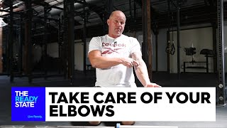 Take Care Of Your Elbows