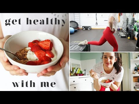 GET HEALTHY WITH ME | WhEn Life is ChAoTiC 😫
