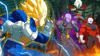 I Challenged, and Fought THEM In Dragon Ball FighterZ!?