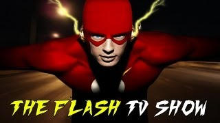 The CW Making The Flash TV Show