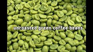 green coffee is good for digestion and weight loss