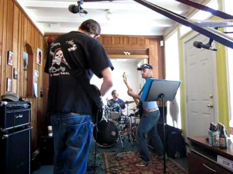 "Friends of WOMBAT!  KOWS Occidental Radio, 7/15/10  ""That Was Then"" by Bill Frisell.avi"