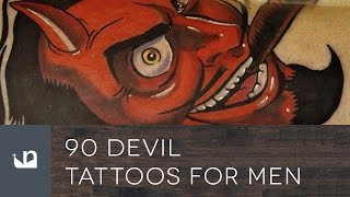 Video 90 Devil Tattoos For Men download MP3, 3GP, MP4, WEBM, AVI, FLV Juli 2018