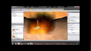 Easy animation-software. DX Studio Anfänger-guide tutorial-demo (Anzeige von HD-fullscreen)