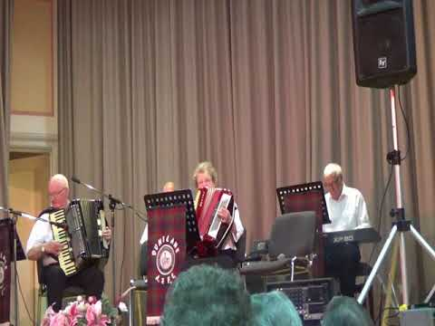 Janet Graham at Dunblane Accordion Club 2017-2