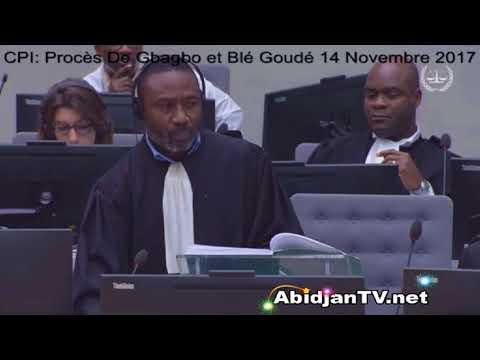 1ère P. CPI 14 Nov 2017: Daouda Dosso Militaire archiviste