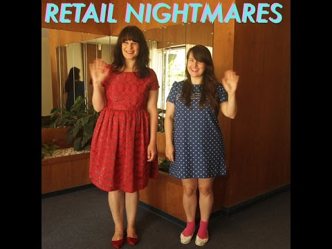 Retail Nightmares Episode 2 :  Lauren Smith July 13, 2015