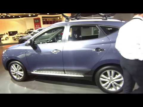 Hyundai Johannesburg Motor Show 2013