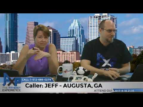 Faith & God Sends a Sign | Jeff - Augusta, GA | Atheist Experience 21.35