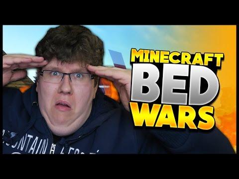 Das war eine KRASSE RUNDE! | Minecraft BEDWARS #302 [Deutsch]