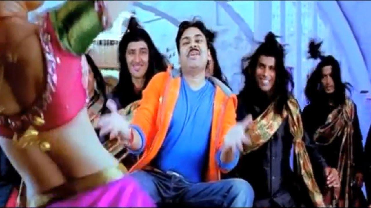 Cameraman Gangatho Rambabu Movie Making - Pawan Kalyan, Tamanna