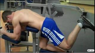 How To: Glutes (Cybex)