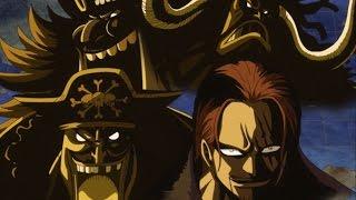 Топ 10 сильнейших пиратов | One Piece