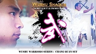 Chang Quan 長拳 : Wushu Warriors Series Learning Course