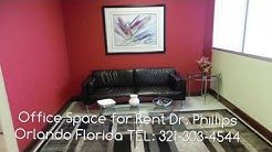 Office Space for Rent Dr Phillips Orlando Florida