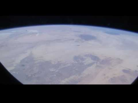 The View from the ISS International Space Station