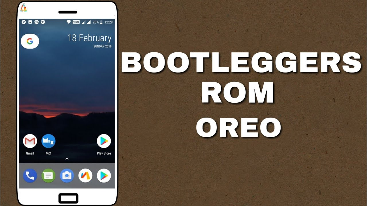 Bootleggers Rom (Oreo 8 1 0) For Lenovo Zuk Z2 Plus | Hindi