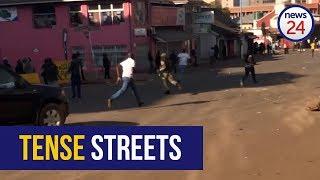 WATCH: Eyewitness  account of Zimbabwe attack