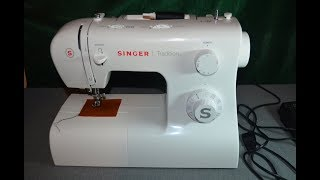 Электромеханическая швейная машина Singer Tradition 2282