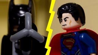 Video Lego Batman vs Lego Superman download MP3, 3GP, MP4, WEBM, AVI, FLV April 2018