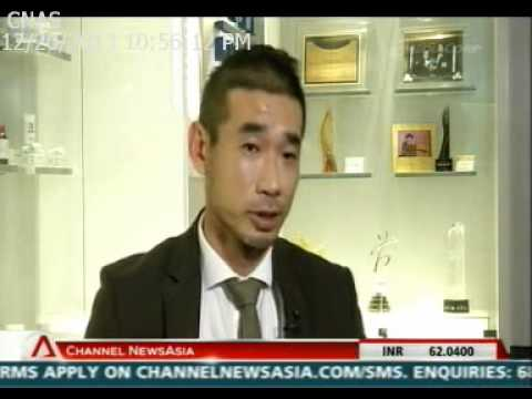 ICM Pharma on Channel News Asia (CNA) Business Singapore