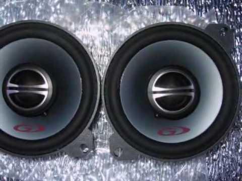 Instalación Altavoces Traseros Fiat Punto MK2 - YouTube