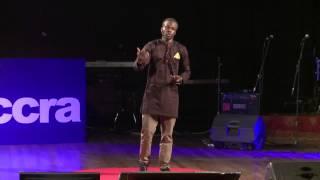 Is smart-technology making you any smarter? | Eric Kwaah | TEDxAccra