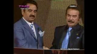 18.KRAL TV MÜZİK ÖDÜLLERİ 2012 İBRAHİM TATLISES