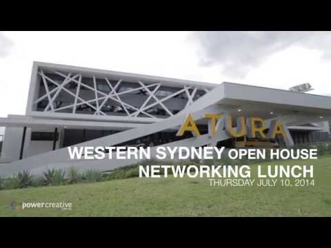 Western Sydney Open House Lunch Post Event Video
