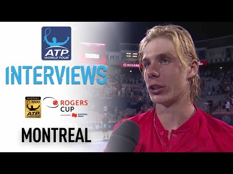 Shapovalov Reflects On Nadal Upset Montreal 2017