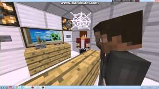Minecraft Трейлер сериала,Ходячие Мертвецы