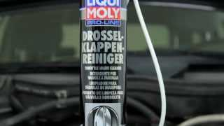 Очиститель дроссельных заслонок и впускного тракта LIQUI MOLY Pro-Line Drosselklappen Reiniger