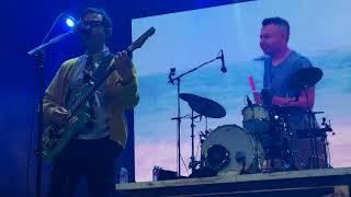 """Weezer """"Mexican fender"""" Reno 2017"""