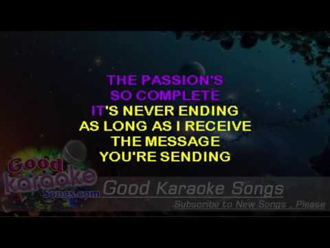 Tell It To My Heart  - Taylor Dayne (Lyrics Karaoke) [ goodkaraokesongs.com ]