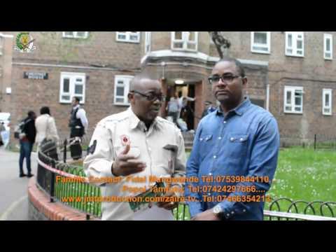 Zaire TV: Une Femme Congolaise tuée par son Mari ,LONDRES ,CAMDEN TOWN le 19 Mai 2016