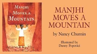 Manjhi Moves a Mountain book trailer