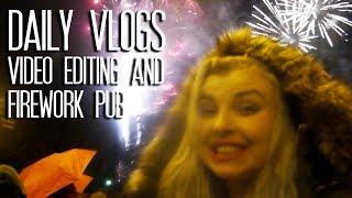 Daily Vlog #2 I Got Drunk