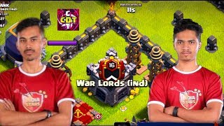 I Found Clash On Titan Clan Player In Multiplayer's | Clash Of Clans