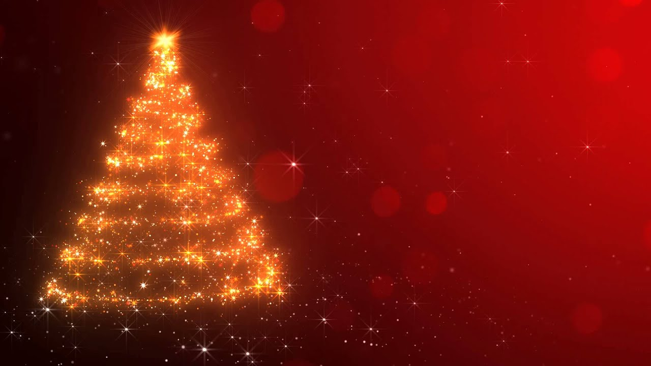 loopable christmas background hd 1080 - youtube
