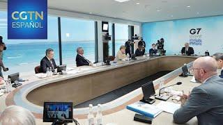 Diplomáticos chinos condenan un comunicado del G7 sobre derechos humanos