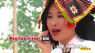 [HD] Karaoke Chuyện tình Hoa Ban trắng - Mai Phương (Karaoke by Kgmnc)
