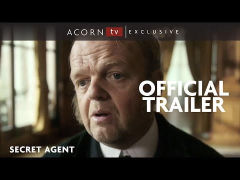 Acorn TV Exclusive | The Secret Agent